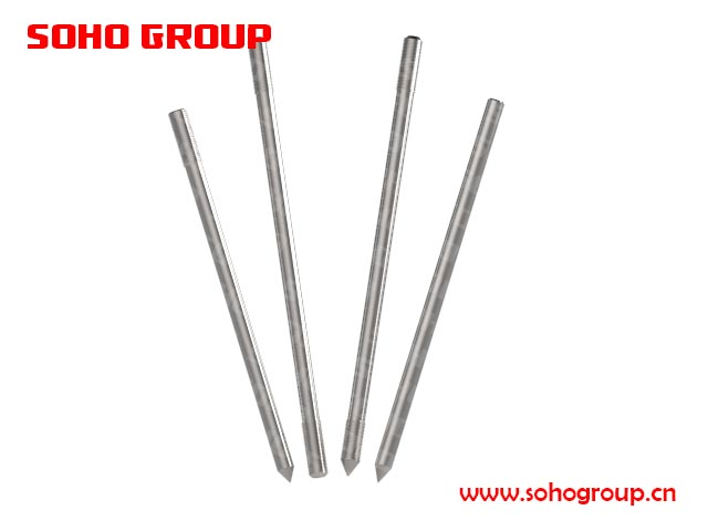 Solid Stainless steel earth rods